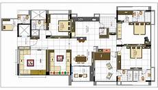 autocad house plans free download 3 bedroom house plan autocad file cadbull