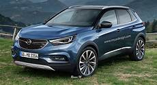 Opel Grandland X Bilder - here s a take on opel s upcoming grandland x suv