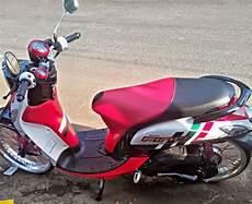 Yamaha Fino Modifikasi by Yamaha Fino Modifikasi Velg 17 Thecitycyclist