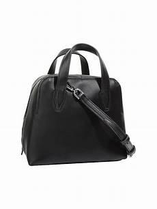 calvin klein tasche henkeltasche quot shaped duffle quot schwarz