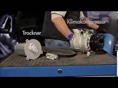 magnetkupplung klimakompressor wechseln klimakompressor lagerschaden doovi