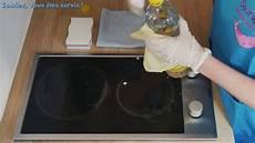 nettoyage plaque de cuisson