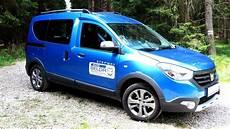 Test Dacia Dokker Stepway 1 5 Dci
