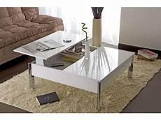 table basse laqué blanc pas cher table basse alinea laque blanc le bois chez vous