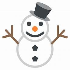 transparent background snowflake emoji snowman emoji free clipart with a transparent