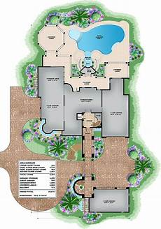 mediteranian house plans grand mediterrean estate house plan 66380we