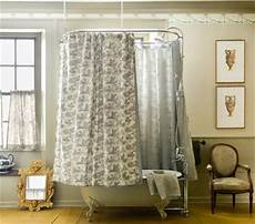 rideau salle de bain tissu rideau de tdj benita lcca