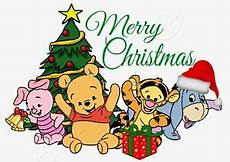 iron transfer merry christmas winnie the pooh baby tree santa hat bell 16x10 ebay