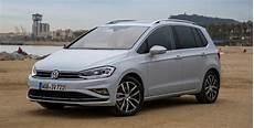 Al Volante Volkswagen Golf Sportsvan 2018 Con Los
