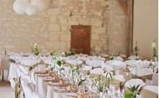 idées déco mariage decoration mariage sobre et chic