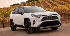2019 toyota rav4 hybrid great performance even better
