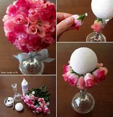 how to make beautiful paper rose flower ball bouquet step