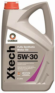 xtech 5w30 acea a5 b5 fully synthetic engine 5 litres