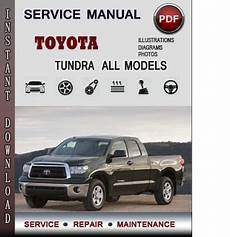 free download parts manuals 2009 toyota tundra security system toyota tundra service repair manual download info service manuals