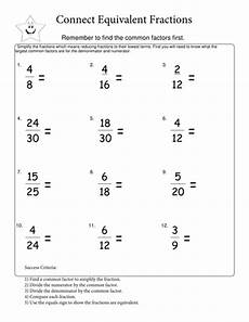 reducing fraction worksheets for grade 5 4235 recognise when two simple fractions are equivalent by craigprestidge teaching resources tes