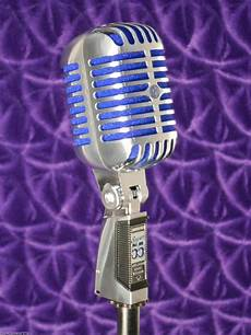 Shure 55 Deluxe Vocal Microphone New In Box Ebay