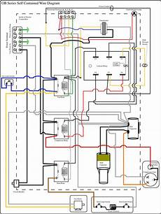 home ac unit wiring diagram self contained basic wire diagram mfd by quorum marine electronics inc
