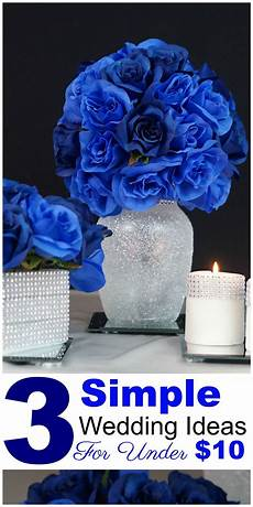 3 royal blue wedding or quincenera centerpiece ideas for 10 wedding decorations a