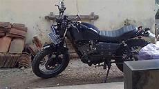 Modifikasi Motor Bebek Jadi Sepeda by Hasil Modifikasi Sepeda Motor Suzuki Thundar 125 Cc
