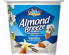 almond introduces new almond milk yogurt alternative