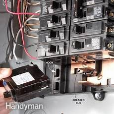 breaker box safety how to connect a new circuit diyhomesecurityandautomationsystems