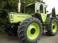 Mercedes Mb Trac 1800 Intercooler Original Traktor