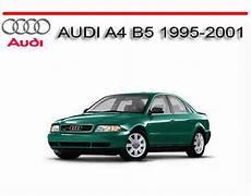 car repair manual download 2001 audi a4 electronic throttle control audi a4 b5 1995 2001 service repair manual download manuals