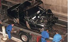 prinzessin diana unfall car princess diana died in was trap that had been