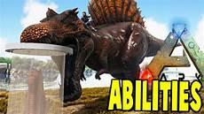 ark survival evolved hybrid dinosaurs inherit survival