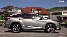 2019 lexus rx l review the best 7 seater hybrid suv