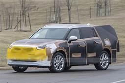 2020 Toyota Highlander Three Row SUV Spied – Redesigned