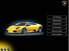 car repair manuals online pdf 2006 lamborghini murcielago security system lamborghini murcielago service repair manual 2002 2003 download