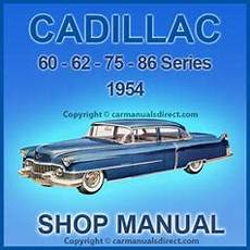 vehicle repair manual 1954 cadillac fleetwood auto manual cadillac 331 v8 engine rebuild manual car manuals direct