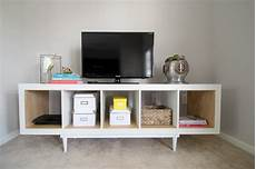 Ikea Expedit Tv Stand With Birch Plywood Home Design