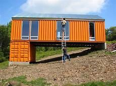 Construction Maison Conteneur Contenedores En Desuso Servir 237 An Para Construir Viviendas