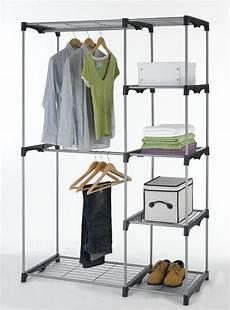 Garment Storage Organizer closet organizer storage rack portable clothes hanger home