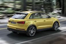 Audi Q3 2016 Neue Ausstattungslinien Und Pakete Audi Q3 8u