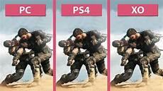 mad max ps4 mad max pc vs ps4 vs xbox one graphics comparison