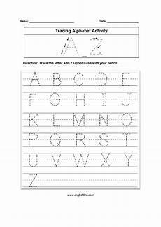 free alphabet handwriting worksheets a to z 21684 alphabet worksheets tracing alphabet worksheets