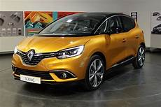 Neuer Renault Scenic Und Renault Grand Scenic Road And