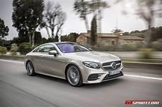 2017 Mercedes E Class Coupe Review Gtspirit