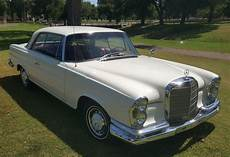 one owner 1962 mercedes 220se coupe for sale on bat