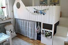 Kinderzimmer Makeover Mit Ikea Kura Hack Kura Bett Hack
