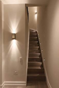 interior wall sconce wall step light for staircase staircase lighting ideas stair wall lights