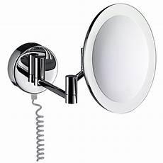 Kosmetikspiegel Wand Beleuchtet - kosmetikspiegel top marken f 252 r die wandmontage megabad