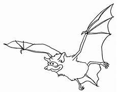 Fledermaus Malvorlagen Tiere Fledermaus Wuschels Malvorlagen
