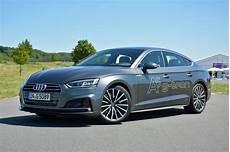 Audi A5 Sportback G Drive Of Gas