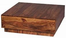 sheesham couchtisch 90x90 cm massivholz