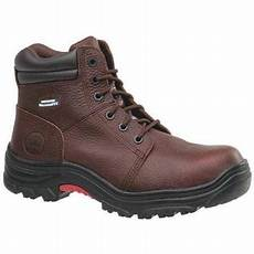 skechers s burgin composite toe 6 quot work boot with