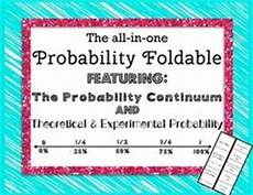 probability continuum worksheets 5726 probability anchor charts for impossible certain possible and a freebie math activity
